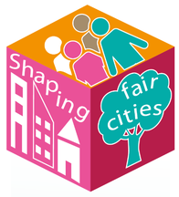 Shaping Fair Cities logo