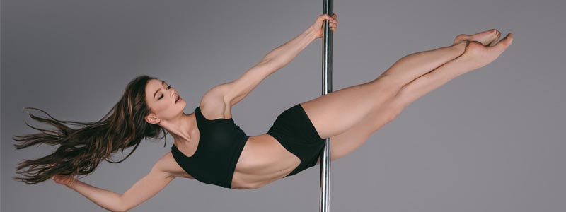 Freestyle Pole Dance