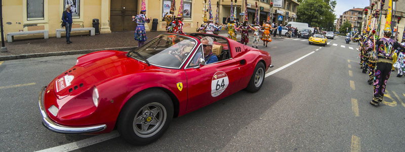 On The Way To Cavalcade Classiche Rome 2019