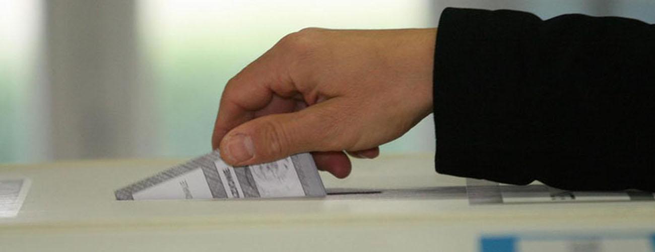 Iscrizioni all'albo di presidente di seggio elettorale e di scrutatore