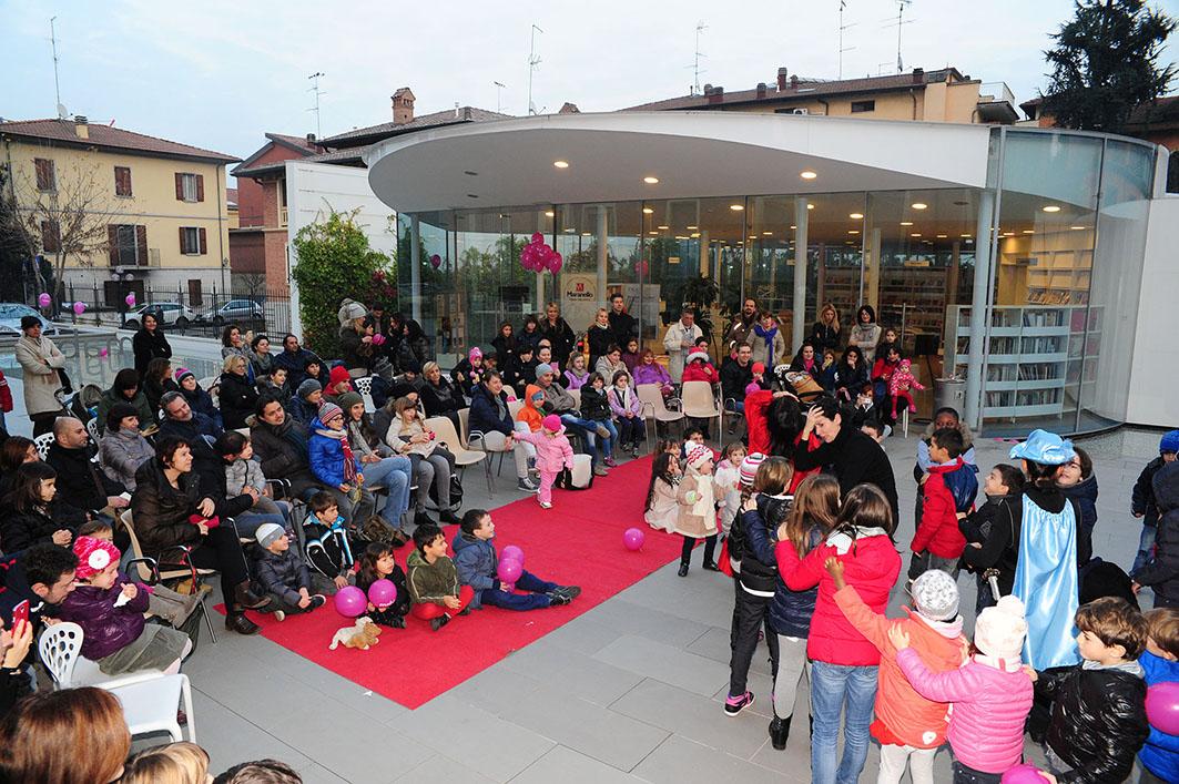 Mabic Maranello Biblioteca Cultura 2
