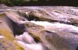 Torrente Tiepido / cascata